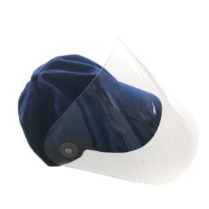 Cappellino Con Visiera Protettiva In PETG | Adulti E Bambini